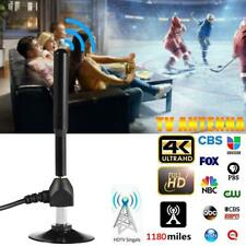 New 4K Digital HDTV Aerial Indoor Amplified Antenna HD1080P DVB-T2 Freeview TV
