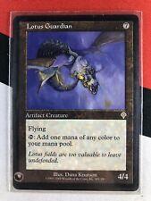Lotus Guardian Invasion PLD Artifact Rare MAGIC THE GATHERING CARD MTG