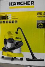 Kärcher WD 4 Premium Mehrzwecksauger Nass- und Trockensauger