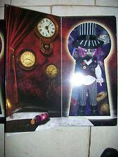 Living Dead Dolls Alice In Wonderland Cybil as The Mad Hatter