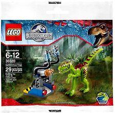 LEGO 30320 - Jurassic World - Gallimimus Trap - Poly Bag Set