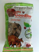 Horsemen's Pride Jolly Goodies Apple Treats For Horses Includes Three (3) Bags