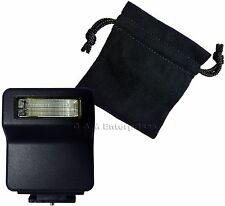New Panasonic VEK0V37Z1-A Flash With VFC5140 Bag for DMC-GM5, LX100K - US Seller