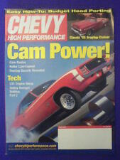 CHEVY HI PERFORMANCE - '55 DROPTOP CRUISER - May 2002