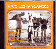 CD VIVE LES VACANCES 20T VENTURA/ROGERS/TOHAMA/DUTAILLY/LANGLOIS/GUETARY NEUF