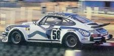 #58 Porsche 934 Burton's of London 1977 1/64th Ho Scale Slot Car Decals