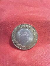 Estados unidos mexicanos Coin, 1993, Hildago $20 M