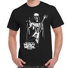 Men's Tee T Shirt Star Wars LACK OF HEAVY METAL Darth Vader Funny Humour joke