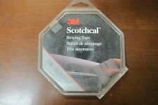 3M 72352 Scotchcal Striping Tape, Lt Swdsh Blu Mt, 5/16 in x 150 ft