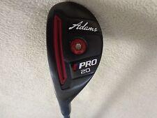 LH - Adams PRO 20* Hybrid w/Aldila Tour Red 75g Regular Graphite Shaft
