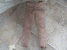 J Brand, 'Skinny Leg', in Ginger, Sz 25, W25L26 3/4, #811K120, Stretch, USA