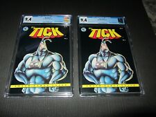 The Tick 1 CGC 9.4 NM, 1st Print (New England Comics 1988)