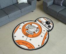 "Star Wars BB-8 RUG, 39"" x 52"" BB-8 Rug, STAR WARS RUG, BB-8 Home, Star Wars Home"