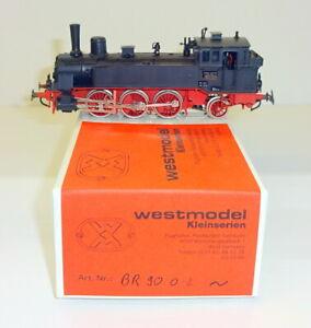 Westmodel Kleinserien H0 Dampflok BR 90 131 der DR (AC für Märklin) OVP RS2951