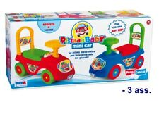 9536 CAVALCABILE PISTAAA BABY MINI CAR DISPONIBILE IN TRE COLORI