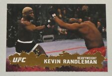 Kevin Randleman 2009 Topps Gold Card #81 UFC Champion 19 20 23 26 28 31 Pride FC