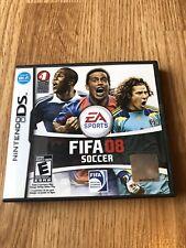 Fifa Soccer 08 Nintnedo DS Cib Gsme Tested Works VC2