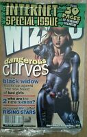 WIZARD COMICS MAGAZINE #103 April 2000 Sealed, Black Widow cover
