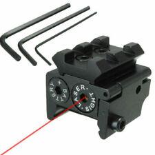 650nm Jagd Red Dot Laser Anblick verstellbare Weaver Schiene Zielfernrohrmontage