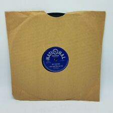 Billy Eckstine I Only Have Eyes For You / Blues National Records 9076 Jazz NM