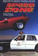 Cannonball Fever Run 3; Speed Zone DVD (1989) John Candy * Ships from USA *