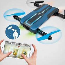 Selfie Drone With Tracking Quad-copter Helicopter Remote Controlled