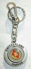 Schweiz Switzerland Suisse Schlüsselanhänger Keychain NEU (A65v)