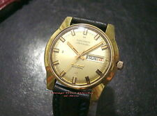 "Orologio  LONGINES-WITTNAUER  Admiral Automatic day date 70""  - Vintage Watch"