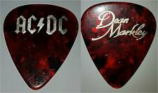 Mediator Ac/dc ANGUS YOUNG Dean Markley Original guitar Pick Acdc pua