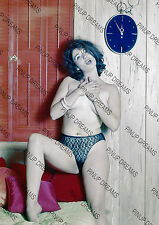 Vintage Pin-up Poster Retro Print from Ron Vogel Archives of Photography A4