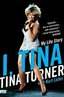 I, Tina: My Life Story (icon!t) by Turner, Tina Book The Fast Free Shipping