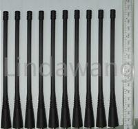 10x ATU-16B UHF whip Antenna for Vertex Standard VX459 EVX581 Portable Radio