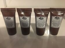 4 X Origins High-Potency Night-a-Mins Resurfacing face cream travel size 15ml