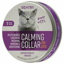 Sentry Calming Collar for Cats 1 Pack