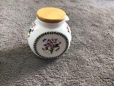More details for portmeirion botanic garden storage jar lathyrus odoratus sweet pea range