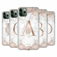 OFFICIAL NATURE MAGICK ROSE GOLD MARBLE MONOGRAM CASE FOR APPLE iPHONE PHONES