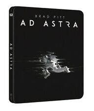 Ad Astra Limited Edition Steelbook 4K UHD + Blu Ray