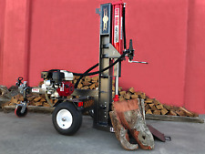 3000Psi RedGum Honda Powered Log Splitter 3 Year Engine Warranty FREE WorkTable