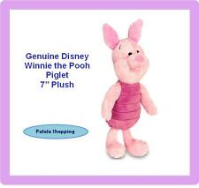 "FALALA GENUINE DISNEY WINNIE THE POOH PIGLET 7"" SOFT PLUSH DOLL"