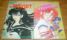 Rumic World #1-2 VF/NM complete series - rumiko takahashi - viz manga set 1989