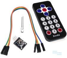 HX1838 VS1838 Infrared IR Wireless Remote Control Module For Arduino Kits - UK