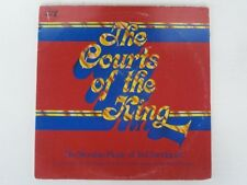 Ted Sandquist / Phil Keaggy - The Courts Of The King - 1977 XIAN LP