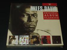 Original Album Classics, Vol. 2 (The Man With The Horn/Star People/Decoy/You're Under Arrest/Aura) by Miles Davis (CD, Nov-2010, Sony Music)