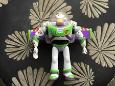 "BUZZ LIGHTYEAR JETPACK ROCKET BLAST LIGHT UP 12""  TALKING FIGURE"
