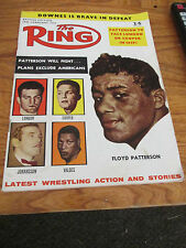 The Ring Wrestling Sports Magazines