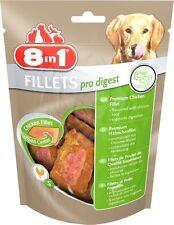 8in1 PRO DIGEST Filetes 80 Talla Tamaño S para todos los perros €