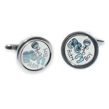the new Dad! (X2Psc089) Baby Boy Christening Cufflinks for