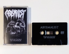Abysmalist - Reflections Of Horror (USA), Tape
