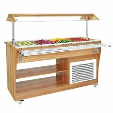 Polar Refrigerated Display Buffet Bar 4 x 1/1GN - CR899  Catering Commercial