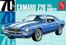 Amt 1/25 1970 Camaro Z28 w/Full Bumper New Amt1155